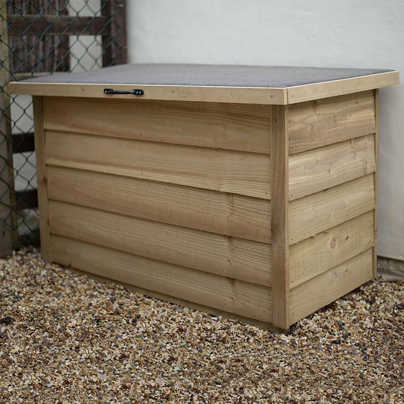 3 6 X 2 1 Forest Wooden Garden Storage, Wooden Garden Storage Box Uk